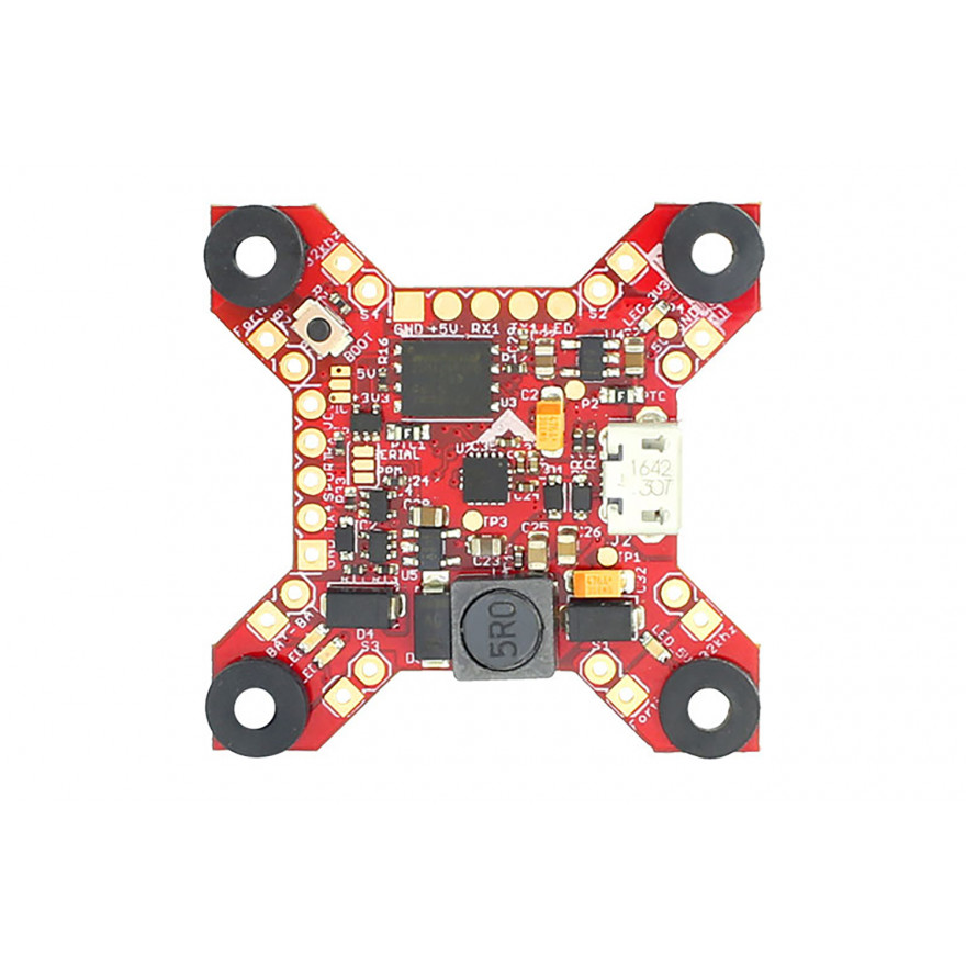 FuriousFPV Fortini F4 32Khz 16MB Black Box Flightcontroller