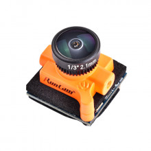 RunCam Micro Swift 3 M8 2,1mm Linse 600TVL FPV Kamera mit OSD orange