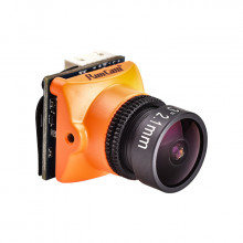 RunCam Swift Micro 3 600TVL FPV Kamera mit OSD 2,1mm Linse orange