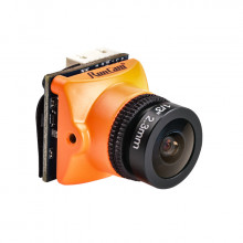 RunCam Swift Micro 3 600TVL FPV Kamera mit OSD 2,3mm Linse orange