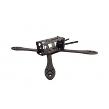 "CherryCraft Supreme 6"" WideX FPV Racing Frame Schwarz"