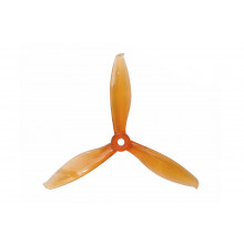 Gemfan 5149-3 Dreiblatt Transparent-Orange Flash Propeller 2L2R