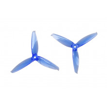 Gemfan 5152 Dreiblatt Transparent Blau Flash Propeller 2L2R