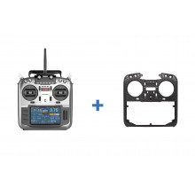Jumper T16 Pro V2 Carbon Look Hall Gimbal Multiprotokoll RC-Sender & TBS Crossfire Support (Mode 2)